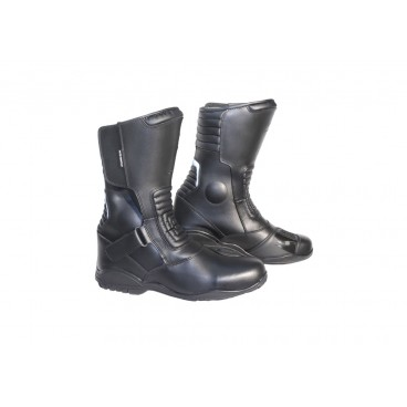 Motorcycle Leather Boots (Spyke ROAD KING WP)