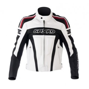 Motorcycle Leather Jackets (Spyke Kaver Gp)