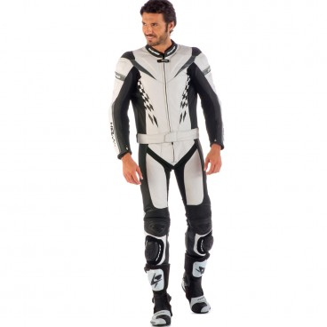 Spyke 4RACE DIV Leather Motorcycle Suits for Men