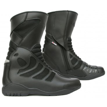 4Riders Air Stream Leather Motorcycle Boots