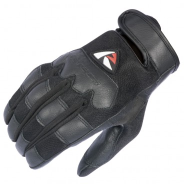 Motorcycle Leather Gloves (RTech Dijon GL)