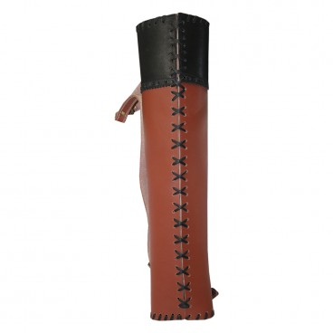 ROYAL CRAFTS BROWN BACK QUIVERS