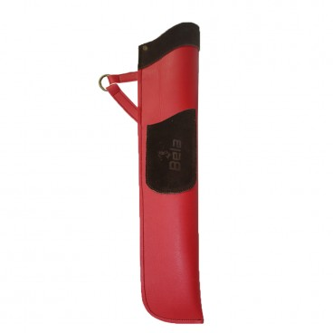 SIMBA RED SIDE QUIVERS
