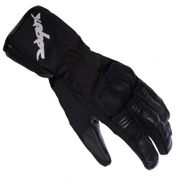 Motorcycle Leather Gloves (Xebec Jot Gloves)