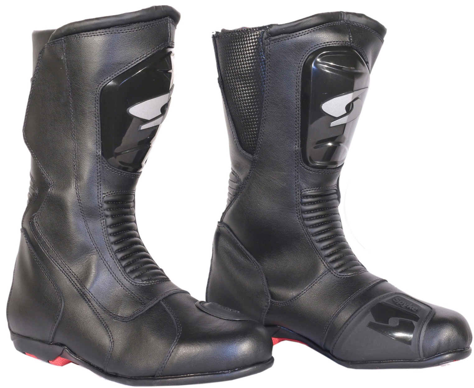 Spyke Trophy WP Leather Boots, Spyke Trophy WP Motorcycle Boots