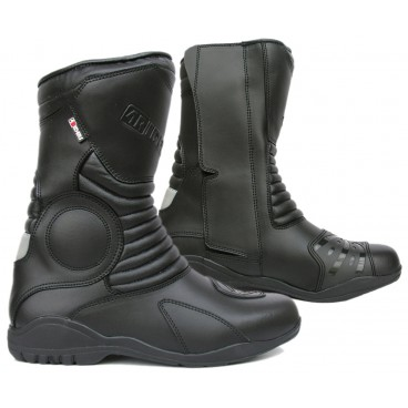 Motorcycle Leather Boots (4Riders Boots Always)