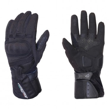 Motorcycle Leather Gloves for Men (AGVSport Oslo)