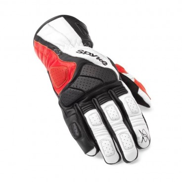 Motorcycle Leather Gloves (SPYKE Sport Touring Short)