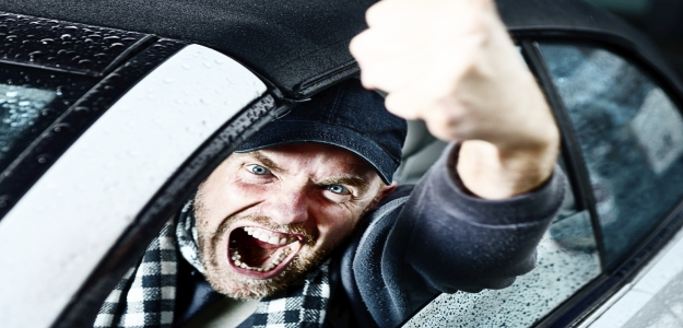 Let Go of Anger – Road Rage is Not Worth It